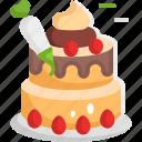 bakery, birthday cake, cake, cake decoration, cakes icon