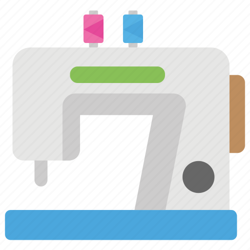 Sewing, sewing machine, stitching machine, tailor machine, tailoring icon - Download on Iconfinder