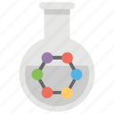 chemical experiment, chemistry, chemistry lab, molecular formula, scientific formula icon