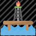 oil industry, oil platform, oil refinery, oil rig, petroleum refinery