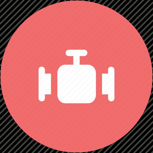 faucet, gas tap, industry tap, nal, plumbing, spigot, tap, water nal icon