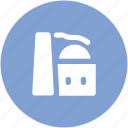 boiler, brick tower, factory, industry, industry work, mill icon
