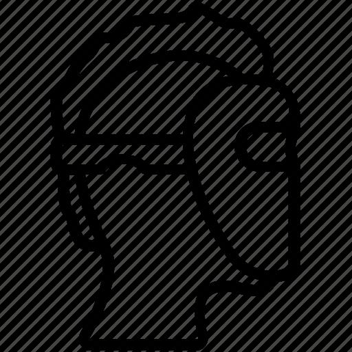 Headgear, protective mask, safeguard mask, welder helmet, welding mask icon - Download on Iconfinder