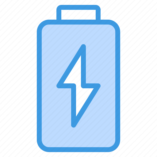 Battery, charge, charging, electric, energy, power icon - Download on Iconfinder