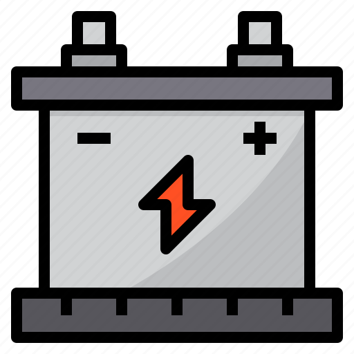 Battery, charge, energy, power icon - Download on Iconfinder