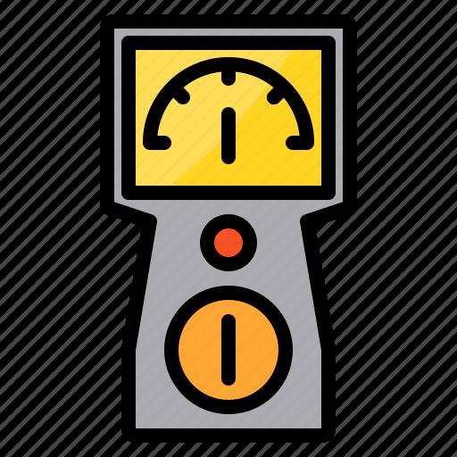 Measure, measurement, meter, tool icon - Download on Iconfinder