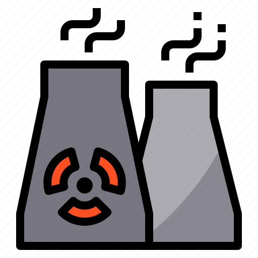 Engineering, factory, industry, manufacturing, nuclear, plant icon - Download on Iconfinder