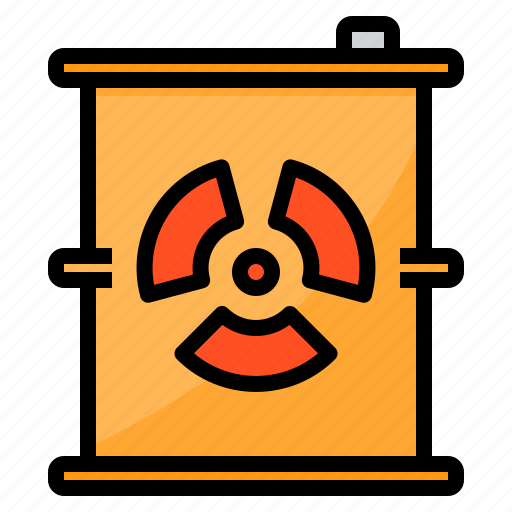 Energy, fuel, gas, nuclear, tank icon - Download on Iconfinder