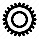 cogwheel, configuration, control, gear, options, settings, system