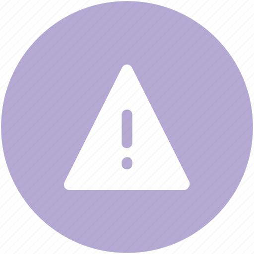 avoid, caution, danger, exclamation, exclamation error, warning, warning sign icon