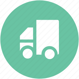 automobile, delivery van, sedan delivery, shipping truck, van, vehicle icon