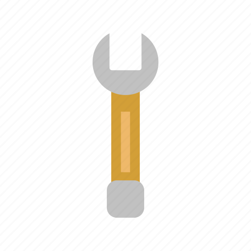 Building, construction, industry, job, tool, work, wrench icon - Download on Iconfinder