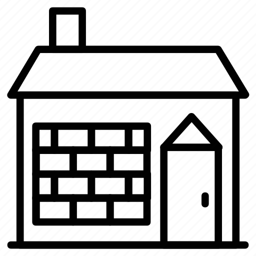 architect, building, home, house, under construction icon
