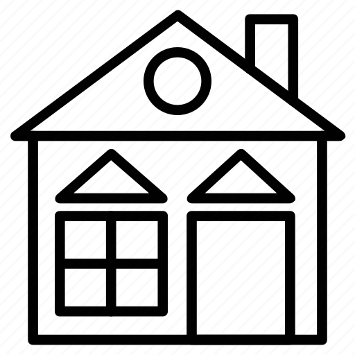Building, home, house, shack, villa icon - Download on Iconfinder