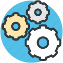 cog, cogwheel, gear wheel, gears, setting