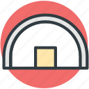 passage, passageway, subway, tunnel, underpass icon