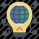 alteration, idea, innovation, knowledge, technology icon