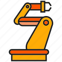 industry, machine, manufacturing, mechanic, production, robot, robotic arm