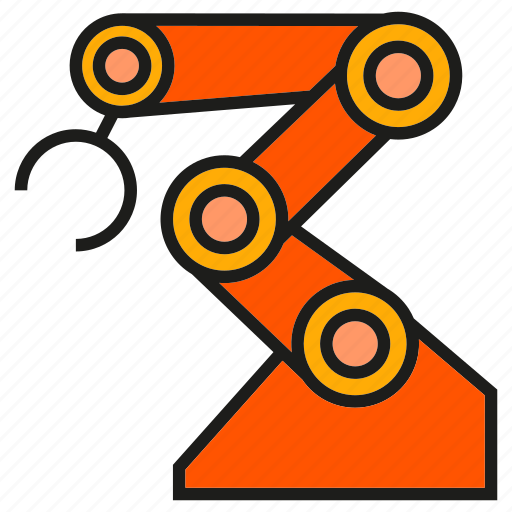 auto, machine, manufacturing, mechanic, production, robot, robotics icon