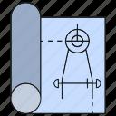 design, document, file, paper icon