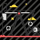 drilling, field, gas, industry, oil, power, pump
