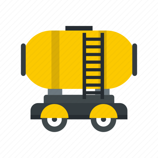 business, fuel, industry, oil, storage, tank, waggon icon