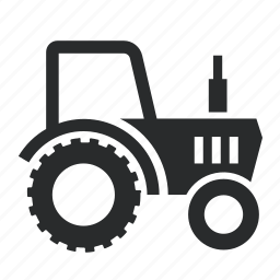 agriculture, farm, farming, industry, tractor icon