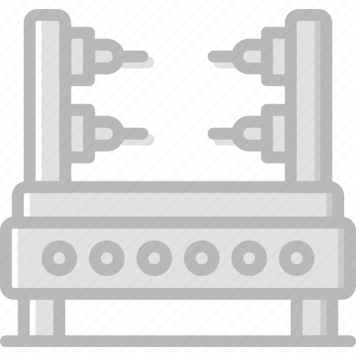 Industrial, industry, production, factory, robot icon - Download