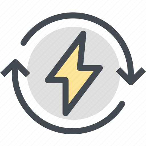 charge, energy, industry, power, power battery icon