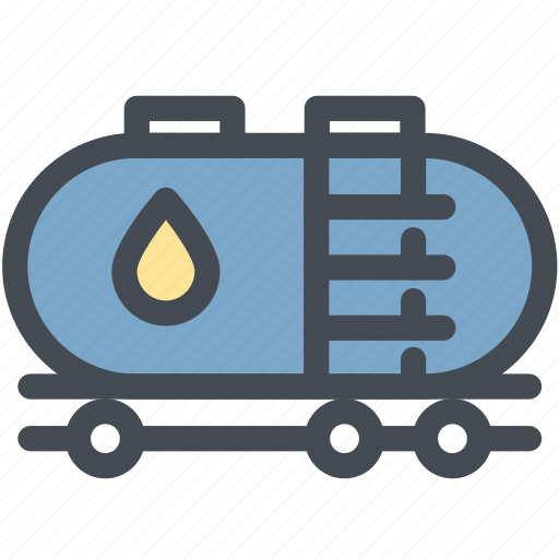 Fuel, gas, oil, oil truck, power, tanker, transport icon - Download on Iconfinder