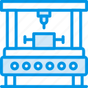 factory, industrial, industry, production, robot