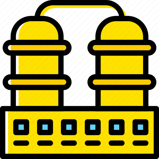 factory, industry, oil, production, refinery icon