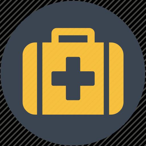 medical kit, medikit icon