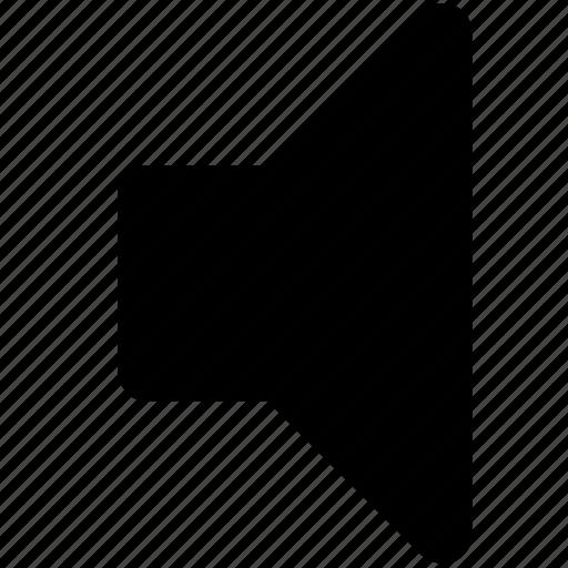 audio, off, play, volume icon