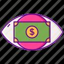 cost, cpm, impression, marketing, mille, per icon