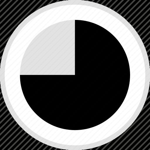 analytics, business, graphic icon