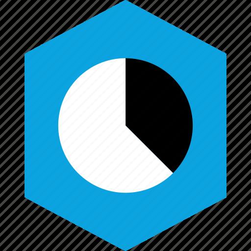 analytics, char, graphic, pie icon