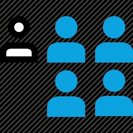 analytics, five, information icon