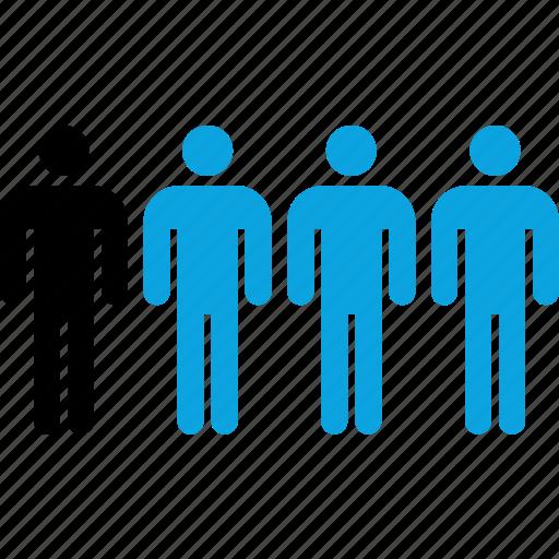 analytics, four, information icon
