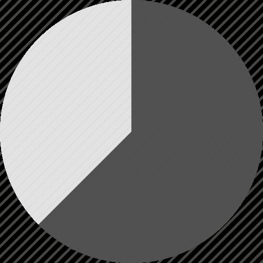 analytics, good, information icon