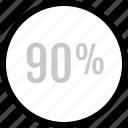gfx, graphic, ninety icon