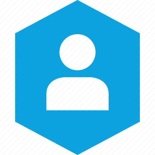 graphic, one, user icon