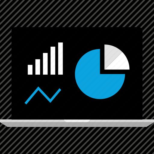 data, graphic, reporting icon