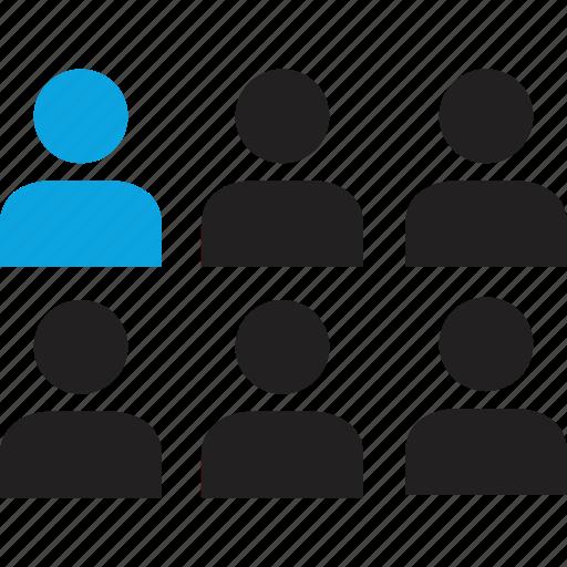 analytics, information, six icon