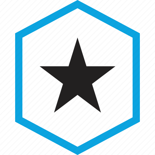analytics, graphic, information, star icon