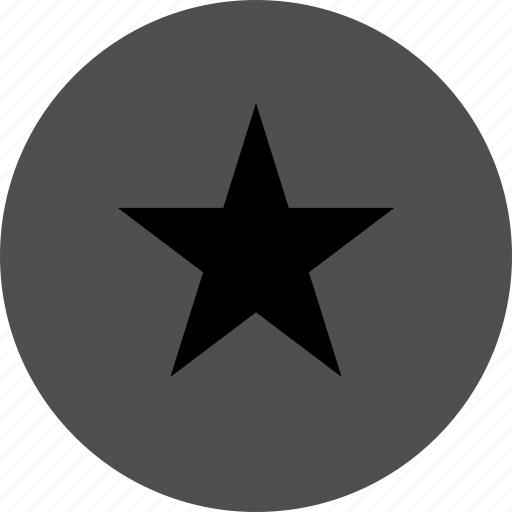 analytics, information, star icon