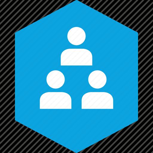 analytics, information, three icon