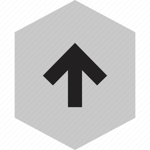 arrow, data, infographic, information, up icon