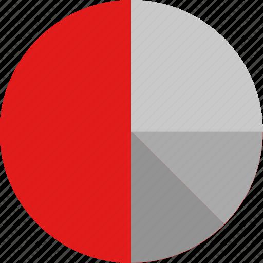 data, infographic, information, pie icon