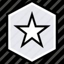 data, favorite, graphics, info, star icon
